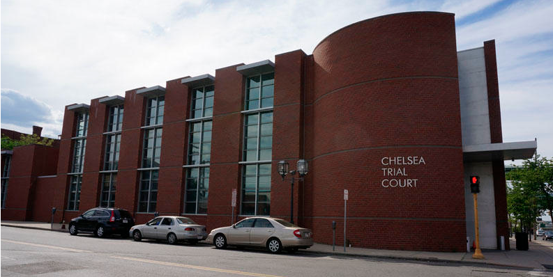 Chelsea District Courthouse
