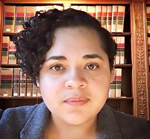 Rosa Alemán ACLUM Headshot