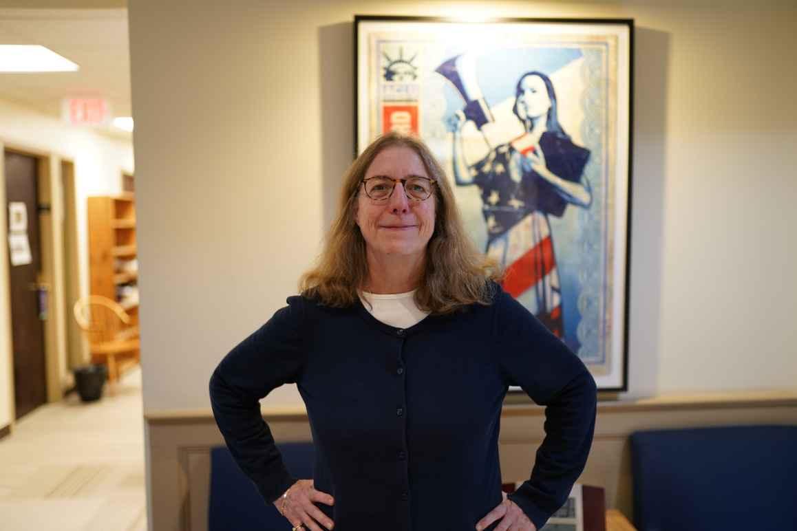 Ruth Bourquin, Senior and Managing Attorney