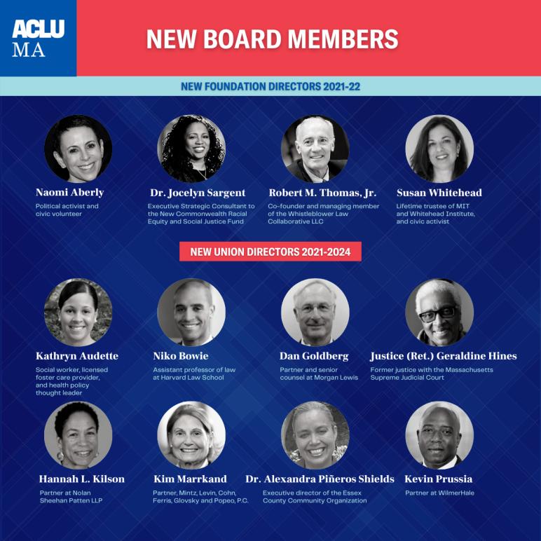 New Board Members LinkedIn Insta