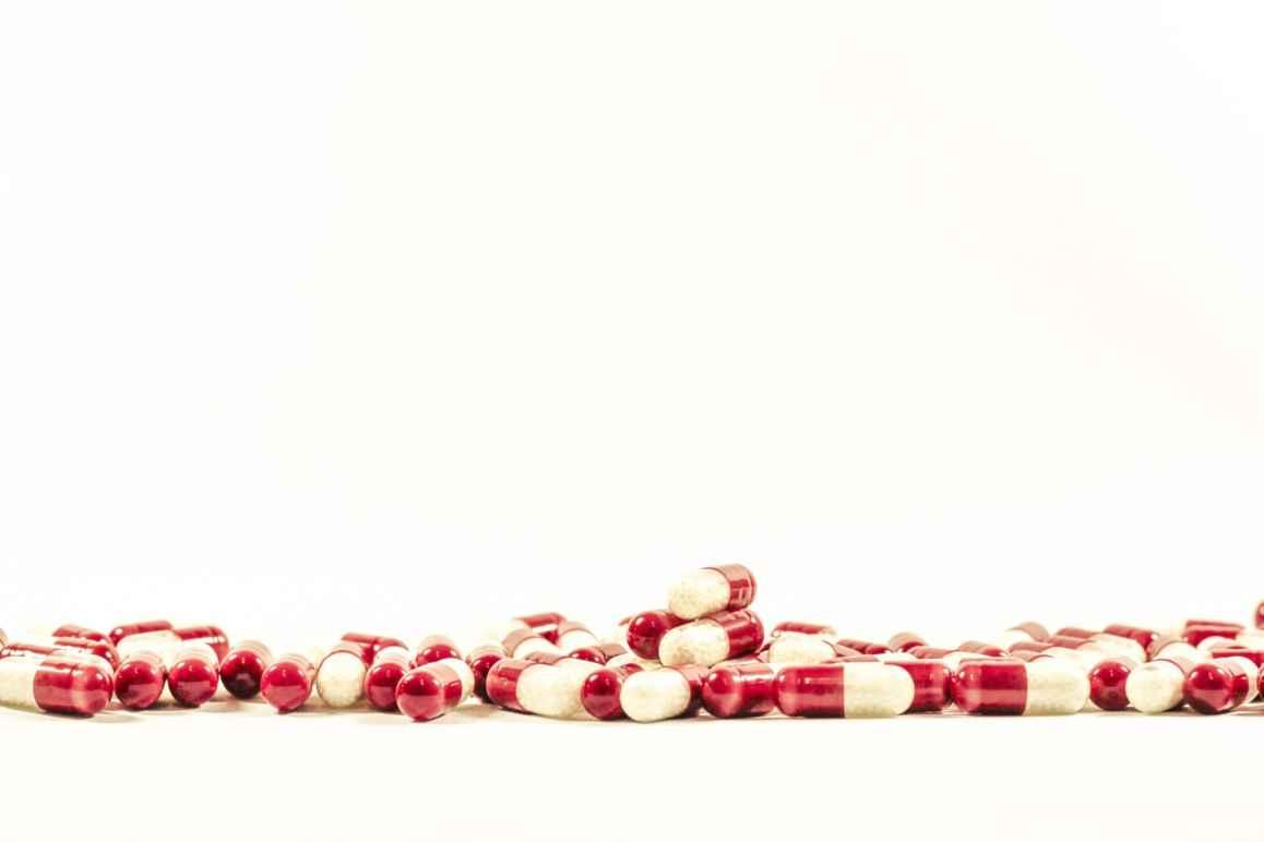 Pills Cure Addiction Stock