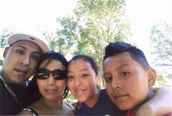 Gomez Lopez family