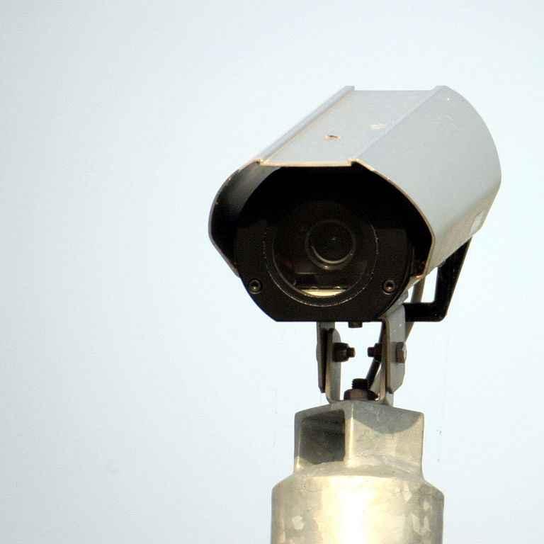 Surveillance Camera Stock by Rama