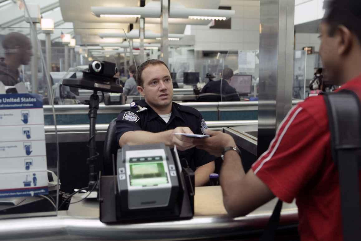 TSA Passport Screening