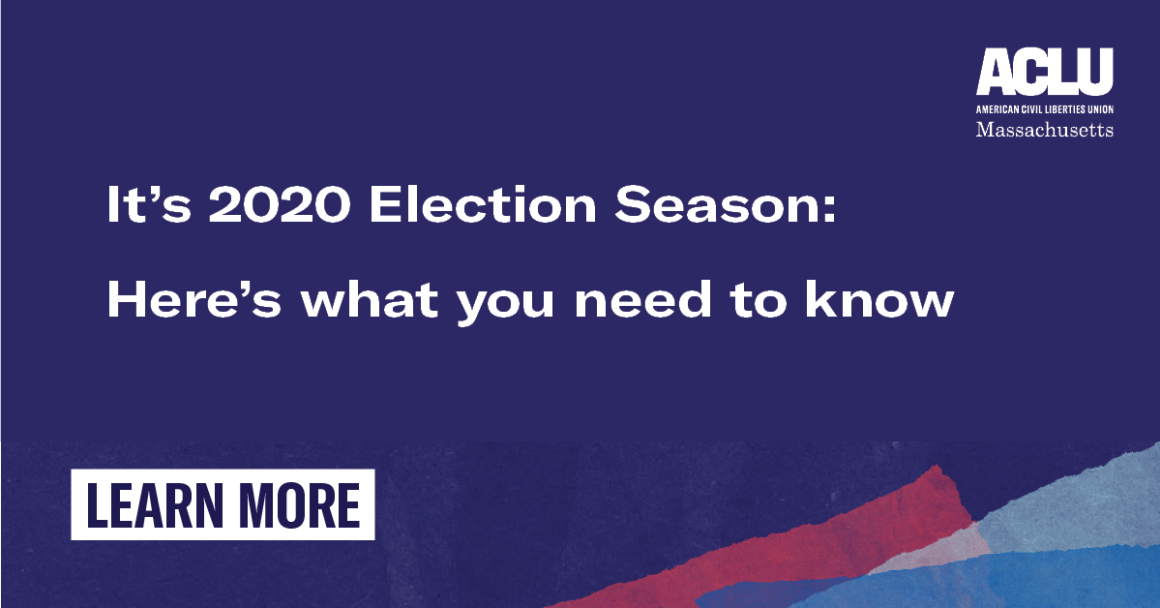 It's 2020 Election Season: Here's what you need to know