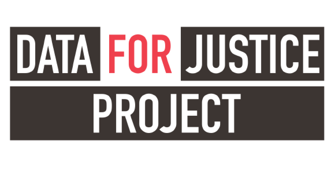 Data for Justice Project logo